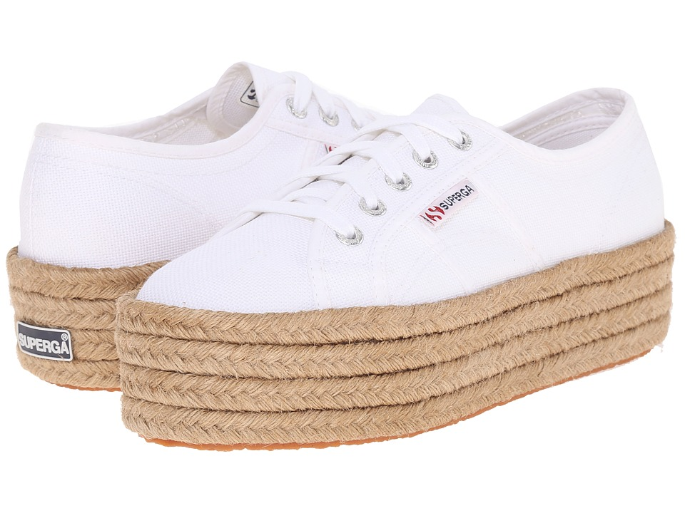 Superga 2790 Cotropew (White) Women