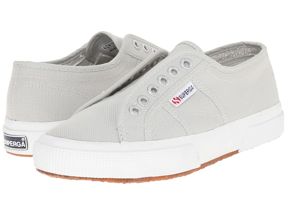 Superga - 2750 Cotu Slip-On (Alluminum) Women
