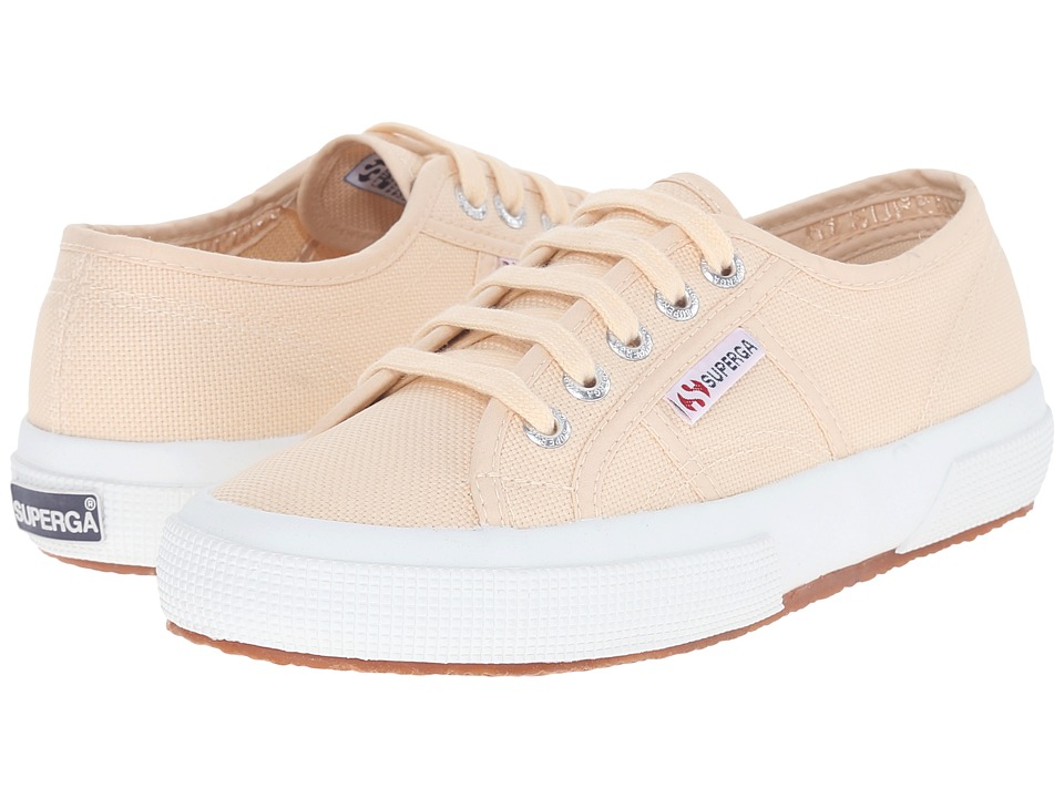 Superga 2750 COTU Classic (Fawn) Lace up casual Shoes
