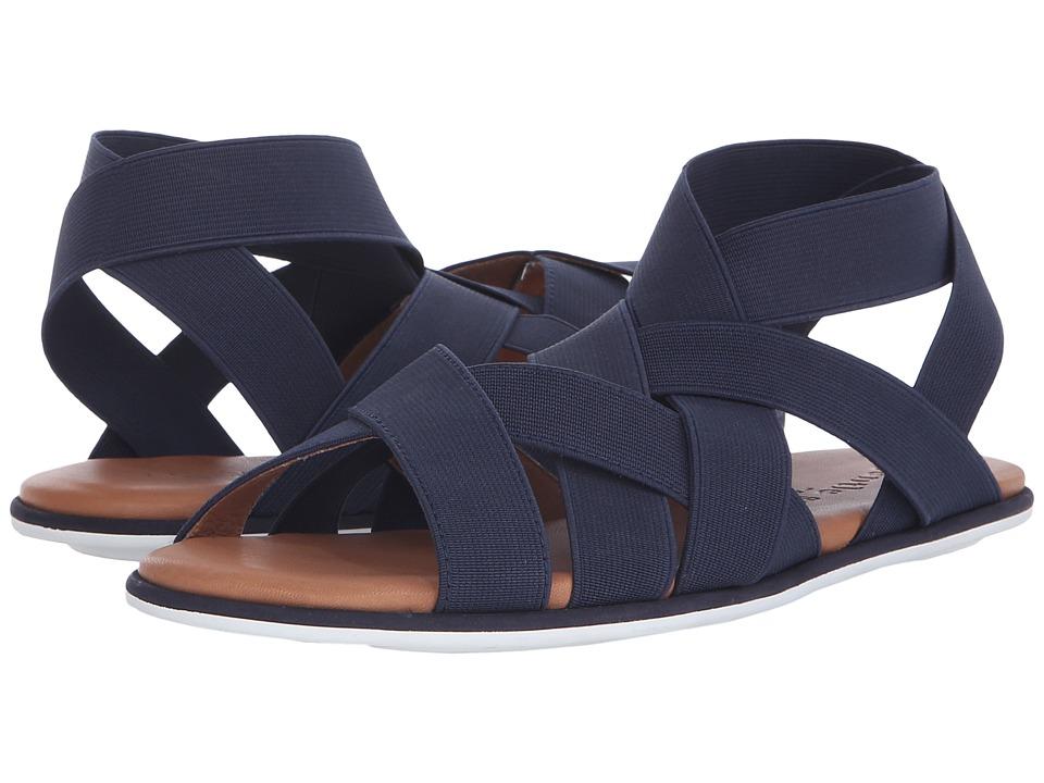 Gentle Souls Bari Navy Womens Sandals