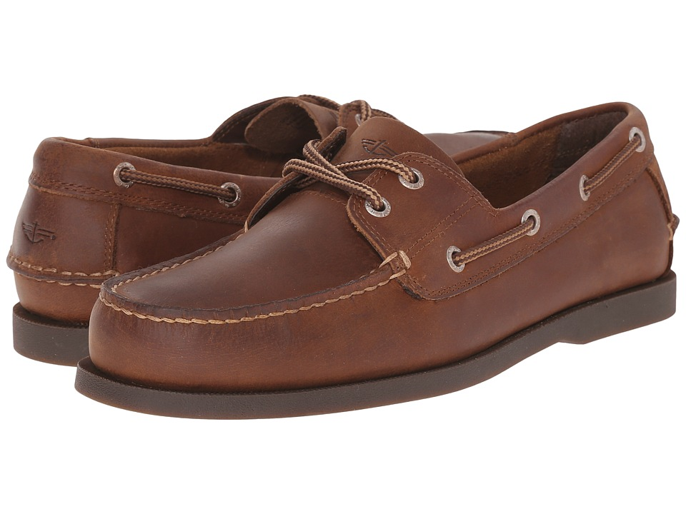 Dockers Vargas (Rust Crazyhorse) Men