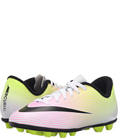 Nike Kids - Jr Mercurial Vortex II FG Soccer (Toddler/Little Kid/Big Kid)
