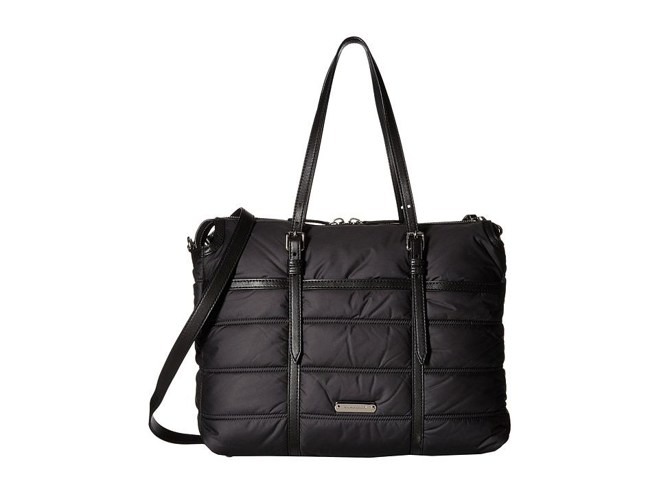 Burberry Kids Abbey Diaper Bag Black Diaper Bags