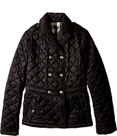 Burberry Kids - Portree Jacket (Little Kids/Big Kids)