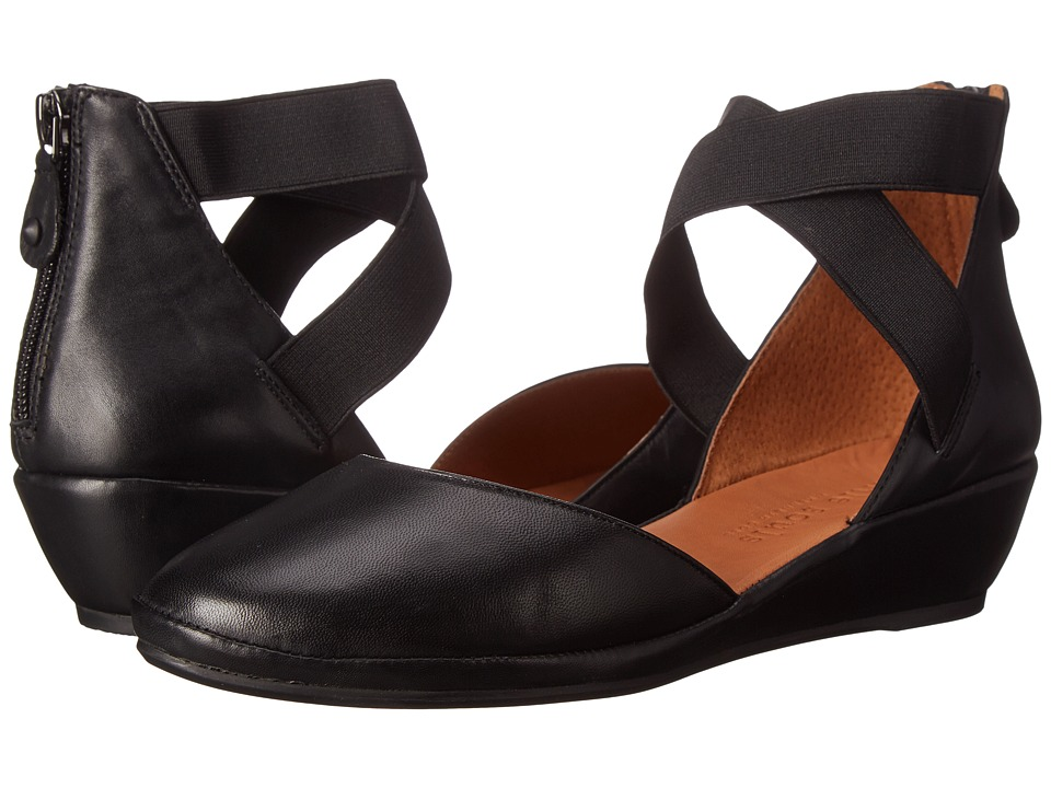 Gentle Souls Noa (Black Leather) Women