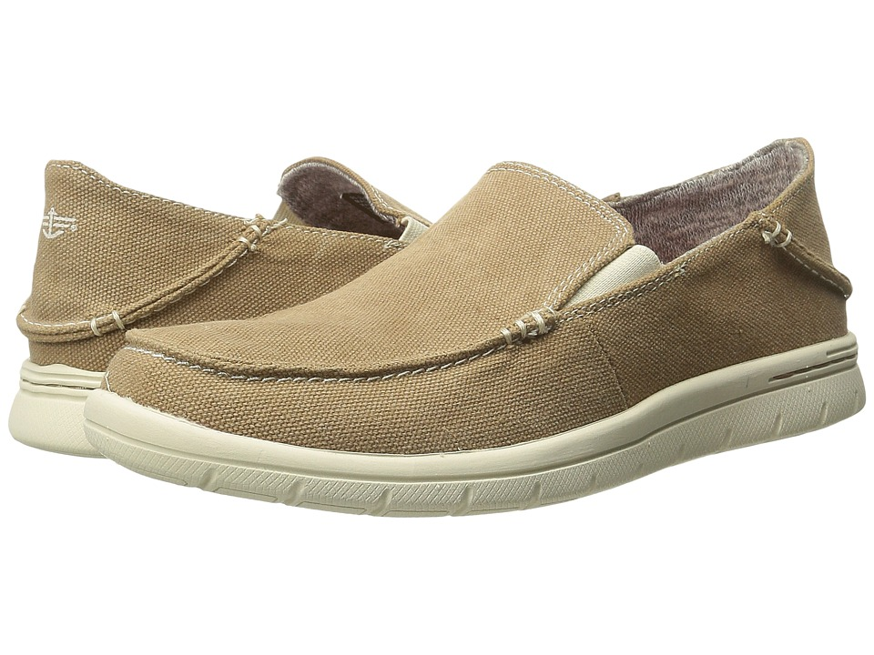 Dockers - Ravello (Tan Washed Canvas) Men