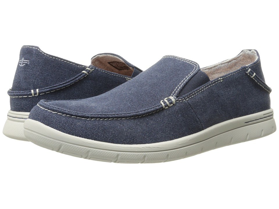 Dockers - Ravello (Navy Washed Canvas) Men