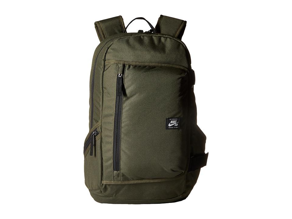 Nike SB - Shelter Backpack (Cargo Khaki) Backpack Bags