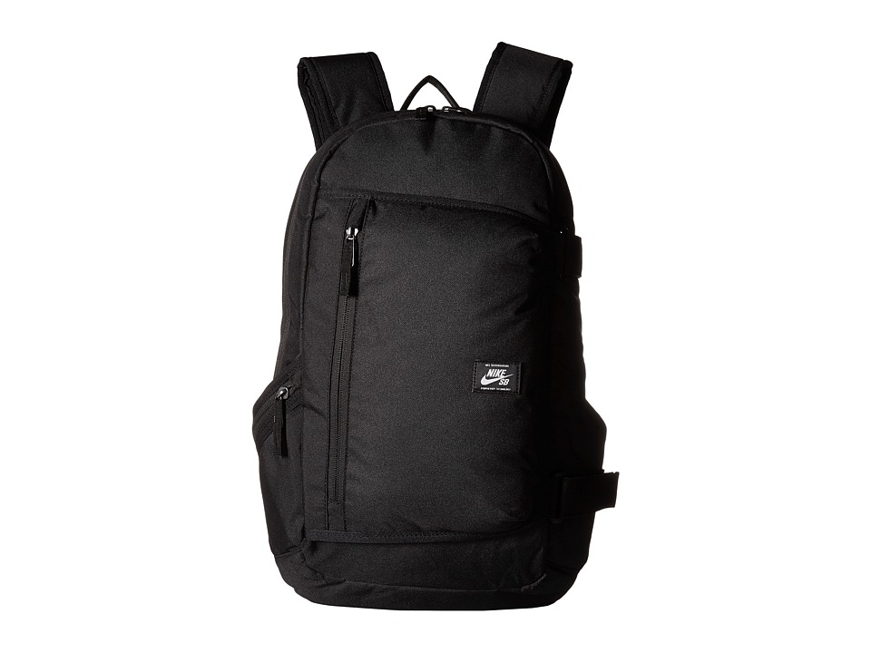 Nike SB Shelter Backpack (Black/Black) Backpack Bags