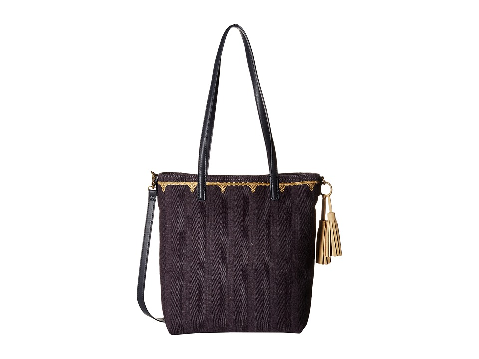 Lucky Brand - Maui Tote (American Navy) Tote Handbags