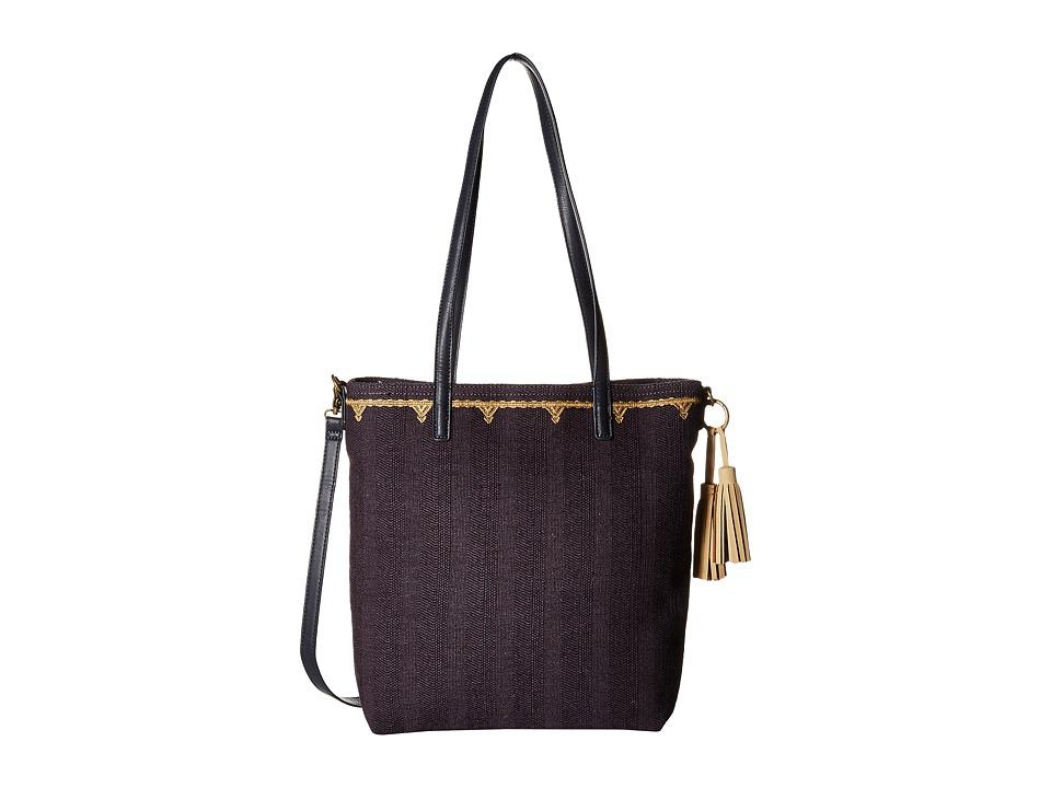 Lucky Brand - Maui Tote (American Navy) Tote Handbags