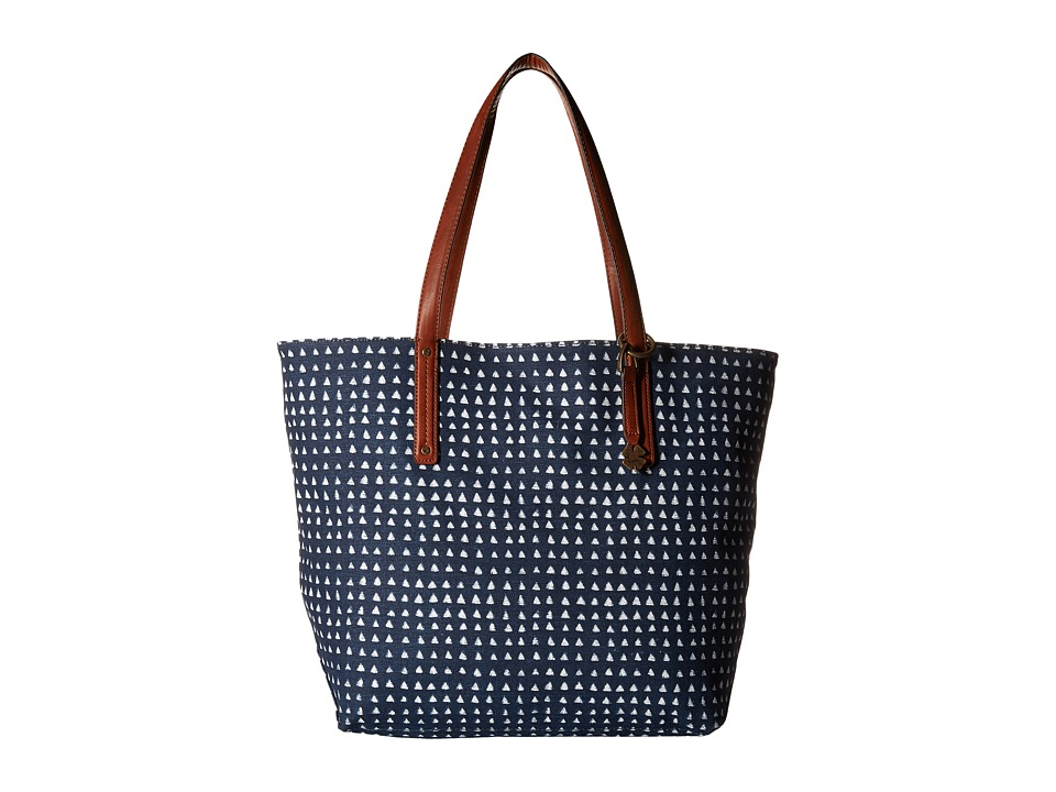 Lucky Brand - Indie E/W Tote (Blurry Diamond) Tote Handbags