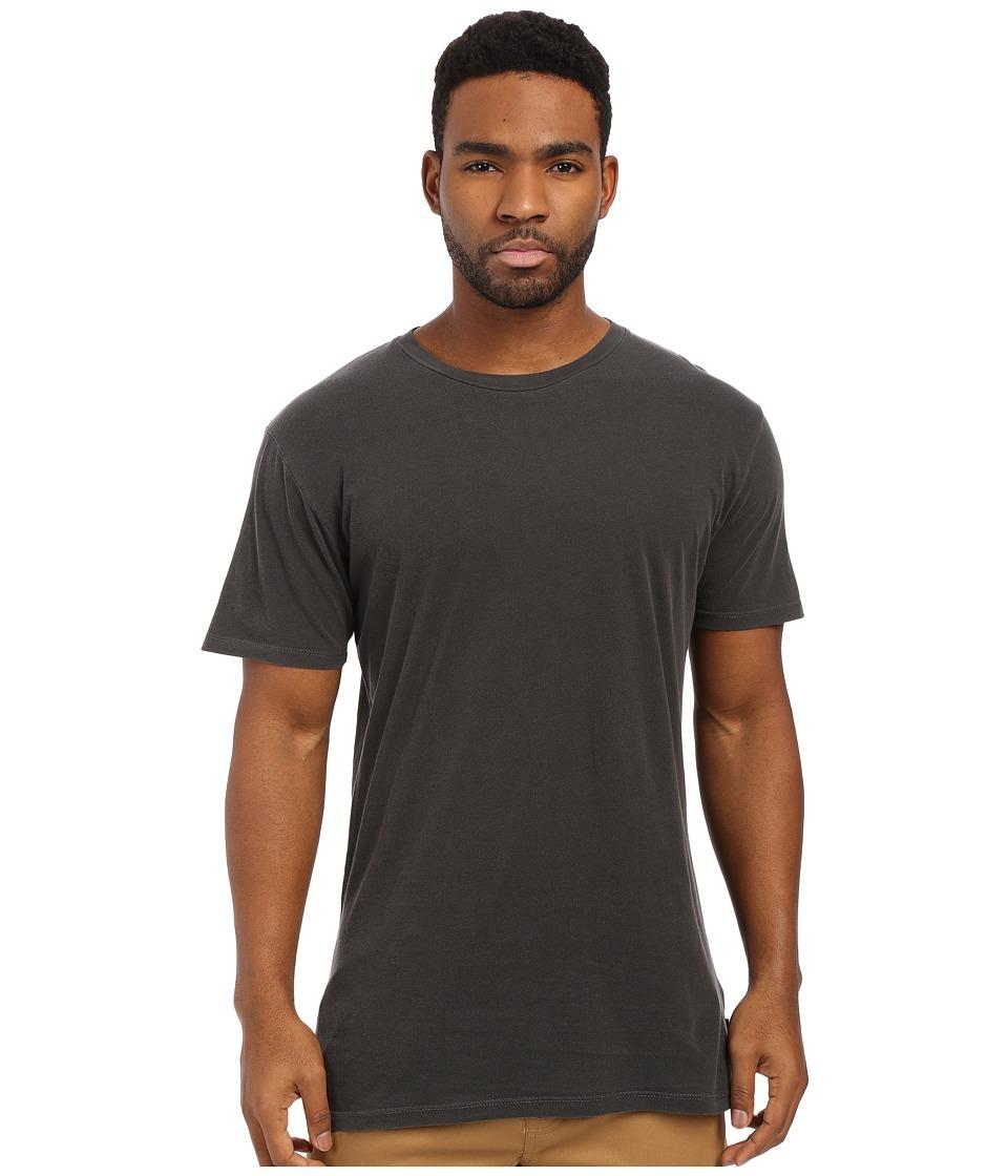 Obey - Lightweight Pigment Tee (Dusty Black) Men
