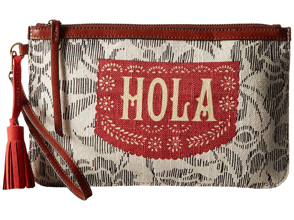 Lucky Brand - Key West Convertible Wristlet (Hola) Wristlet Handbags