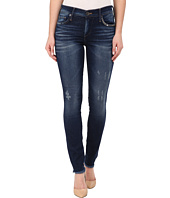 True Religion - Halle Skinny Jeans in Sterling Blue