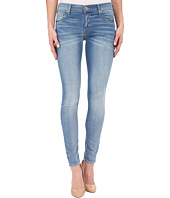 True Religion - Halle Super Skinny Jeans in Neptune Blue