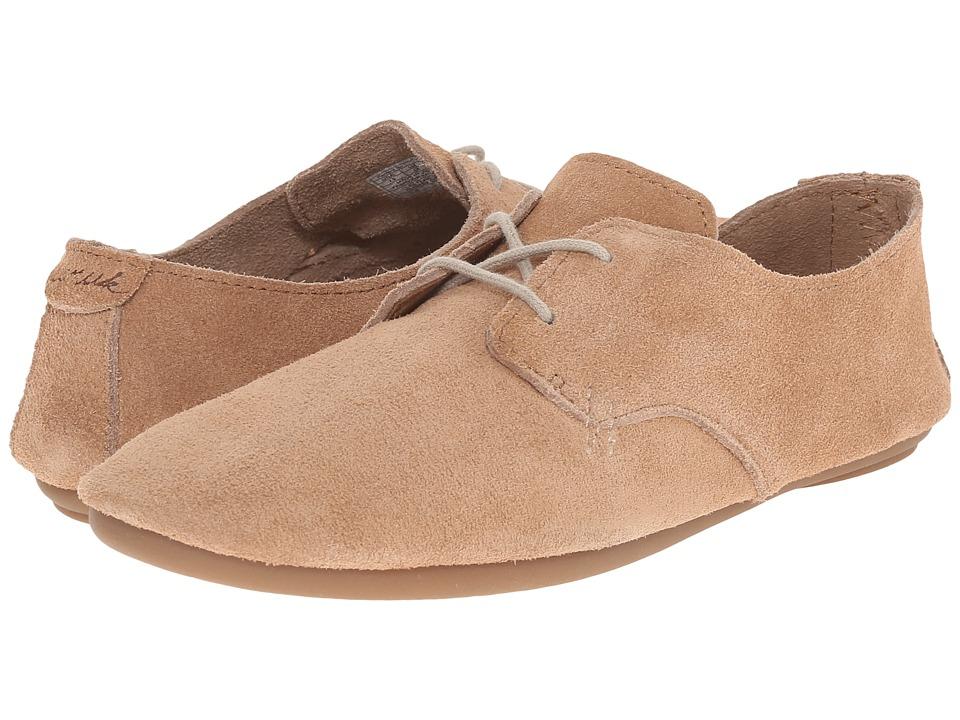 Sanuk Bianca Tobacco Womens Shoes