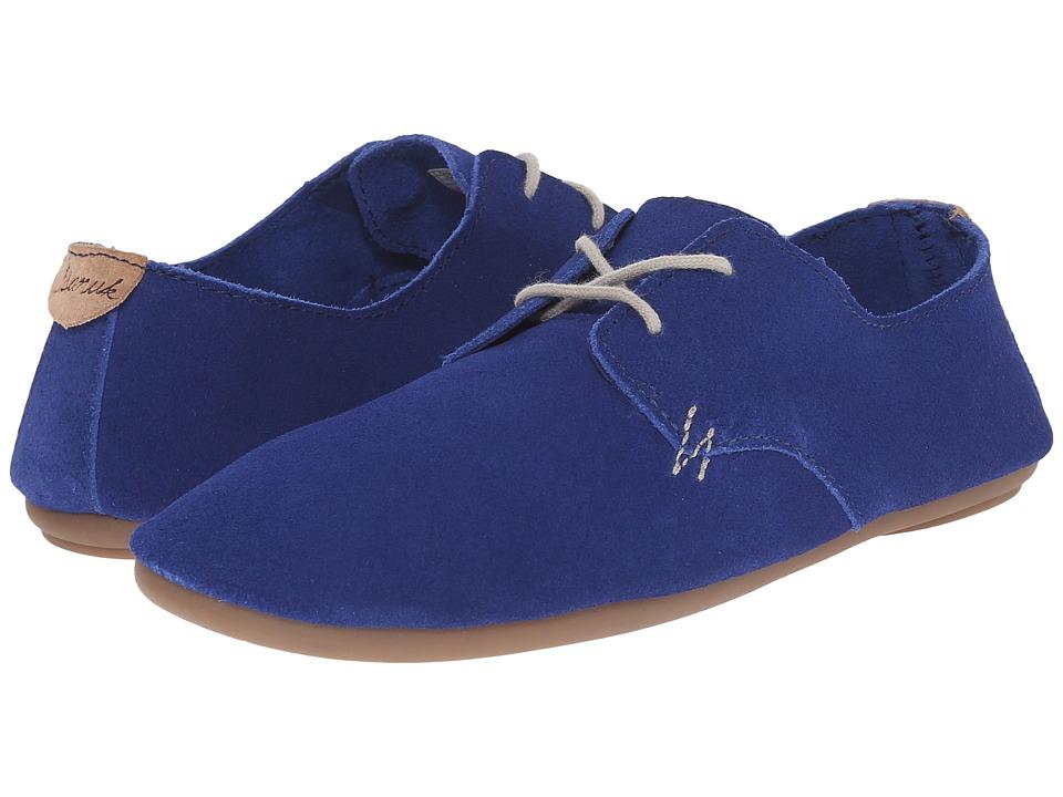 Sanuk Bianca Indigo Womens Shoes