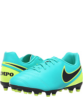 Nike Kids - Jr Tiempo Rio III FG-R Soccer (Little Kid/Big Kid)