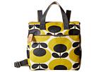 Orla Kiely Small Backpack (Mustard)