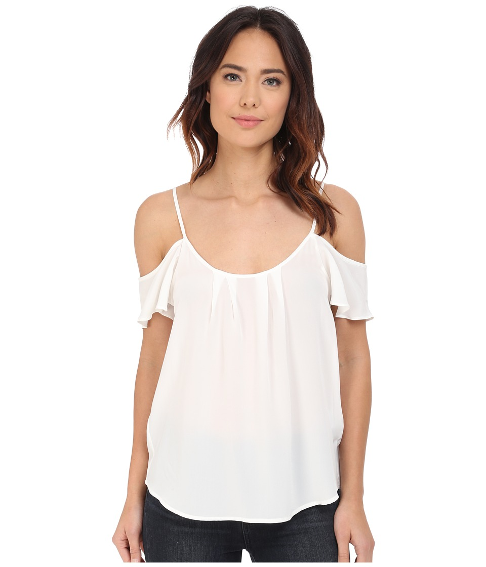 Joie - Adorlee Top (Porcelain) Womens Blouse
