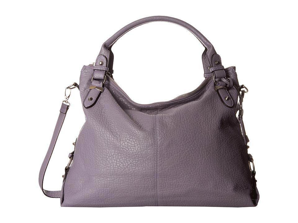 Jessica Simpson - Mara Crossbody Tote (Lavender) Satchel Handbags