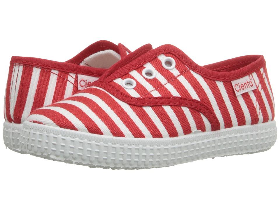 Cienta Kids Shoes 55095 Infant/Toddler/Little Kid Red Girls Shoes