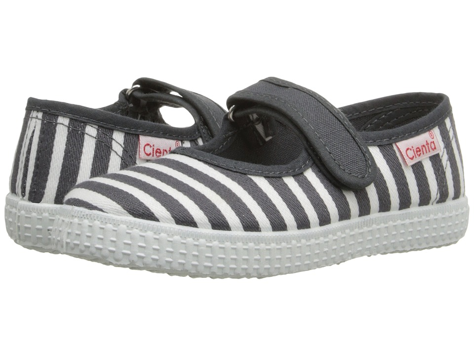 Cienta Kids Shoes 56095 Grey Girls