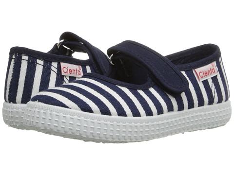 Cienta Kids Shoes 56095 (Infant/Toddler/Little Kid/Big Kid) - Navy