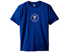 Image of VISSLA Kids - Everyday Short Sleeve Surf Tee UPF 50 (Big Kids) (Naval) Boy's T Shirt