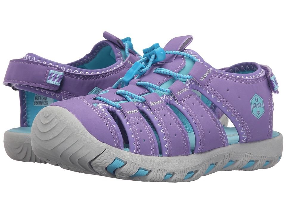 Khombu Kids Cheeky Little Kid/Big Kid Purple Girls Shoes