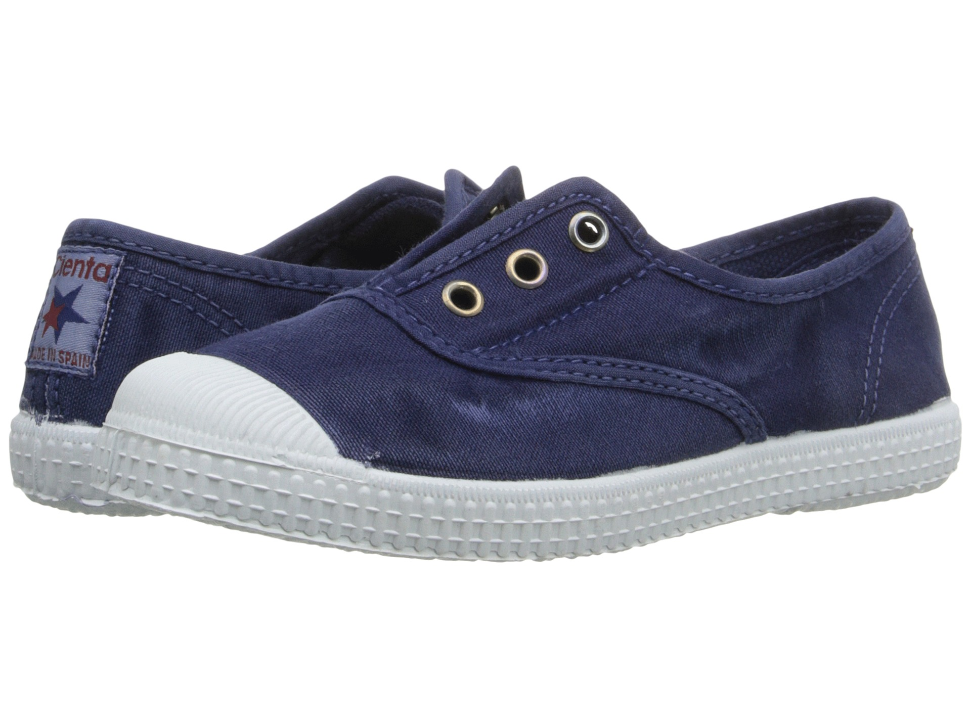 Cienta Kids Shoes 70777 (Toddler/Little Kid/Big Kid) Navy ...