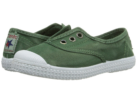 Cienta Kids Shoes 70777 (Toddler/Little Kid/Big Kid) - Green