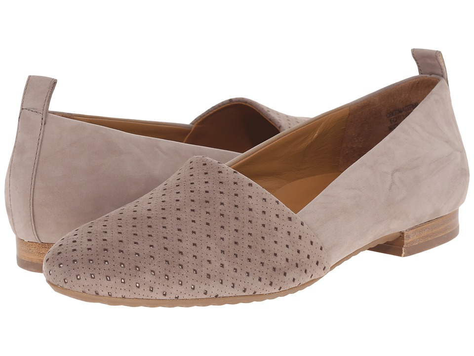 Paul Green Anita Flat Truffle Studded Womens Flat Shoes