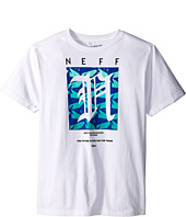 Neff Kids - Shark Filled N Tee (Big Kids)