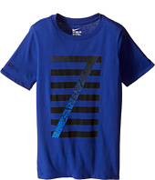 Nike Kids - Ronaldo Logo Tee (Little Kids/Big Kids)