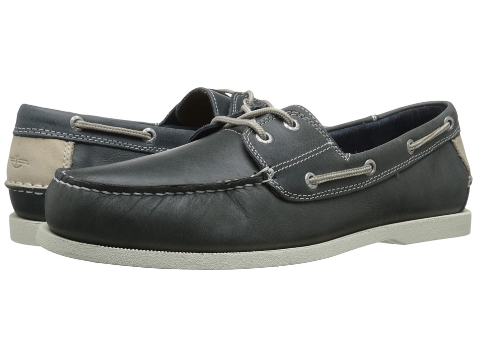 Dockers - Vargas (Washed Navy Waxy Crazyhorse) Men