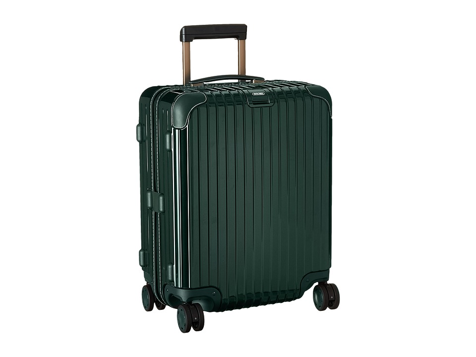 Rimowa - Bossa Nova - Cabin Multiwheel (Green/Green) Carry on Luggage