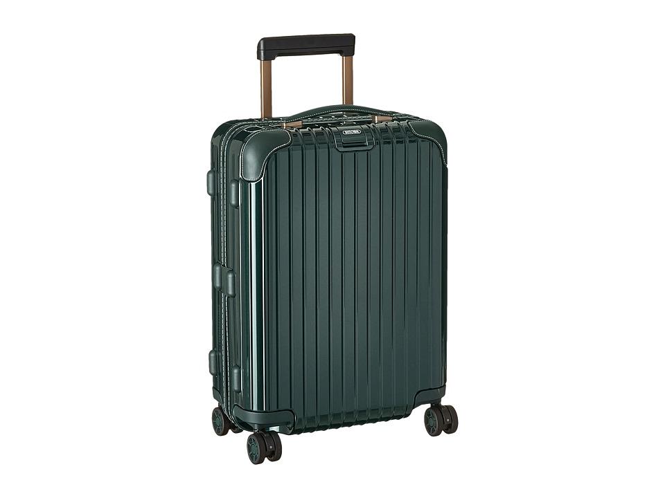 Rimowa Bossa Nova Cabin Multiwheel Green/Green Luggage