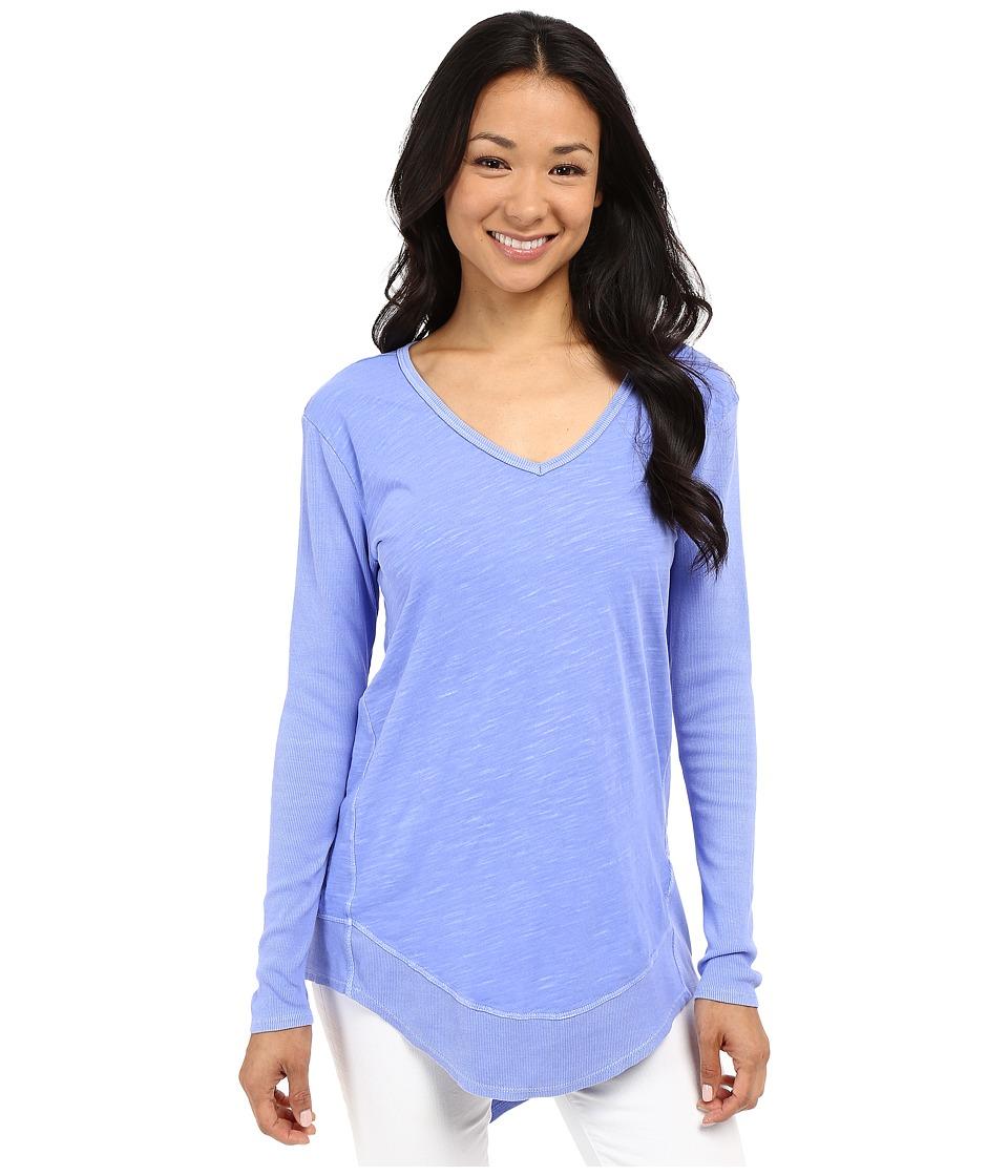 Fresh Produce Hilton Head Top Peri Blue Womens Clothing