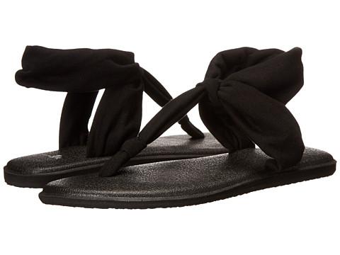 Sanuk Yoga Sling Ella - Black
