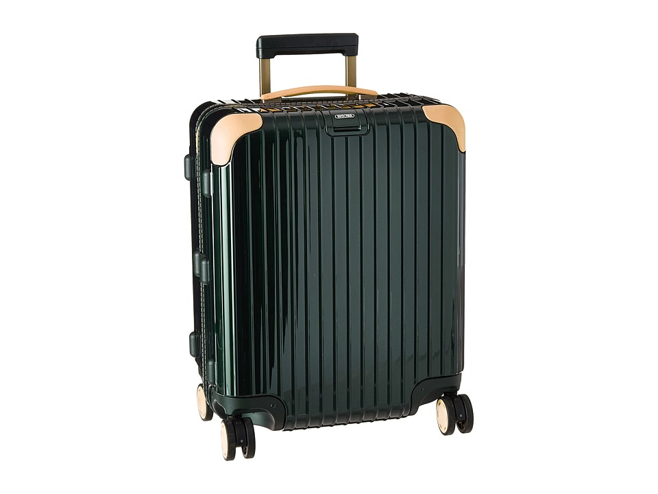 Rimowa - Bossa Nova - Cabin Multiwheel (Green/Beige) Carry on Luggage