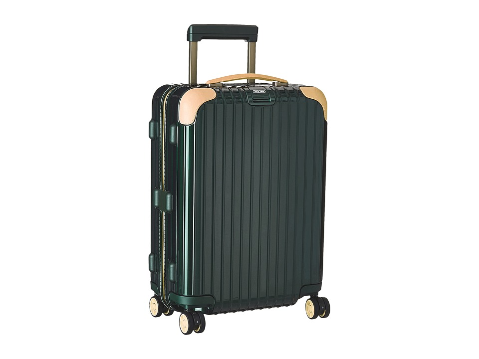 Rimowa Bossa Nova Cabin Multiwheel Green/Beige Luggage