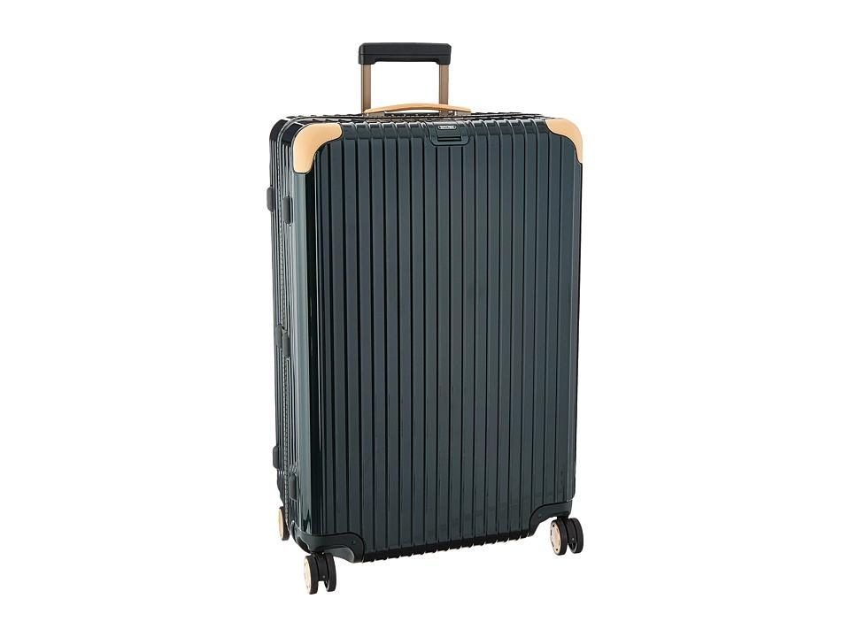 Rimowa Bossa Nova 32 Multiwheel Green/Beige Suiter Luggage