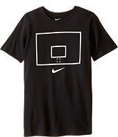 Nike Kids - Backboard Image TD Tee (Little Kids/Big Kids)