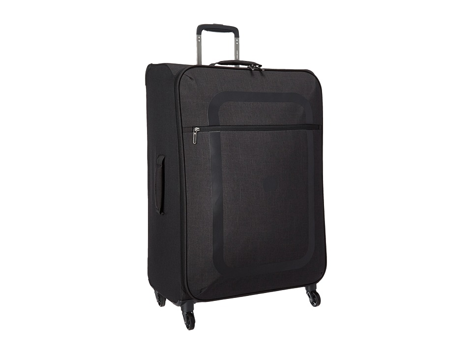 Delsey Dauphine 27.5 Spinner Trolley (Black) Luggage