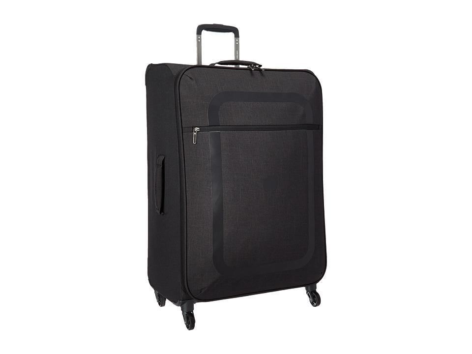 Delsey - Dauphine 27.5 Spinner Trolley (Black) Luggage