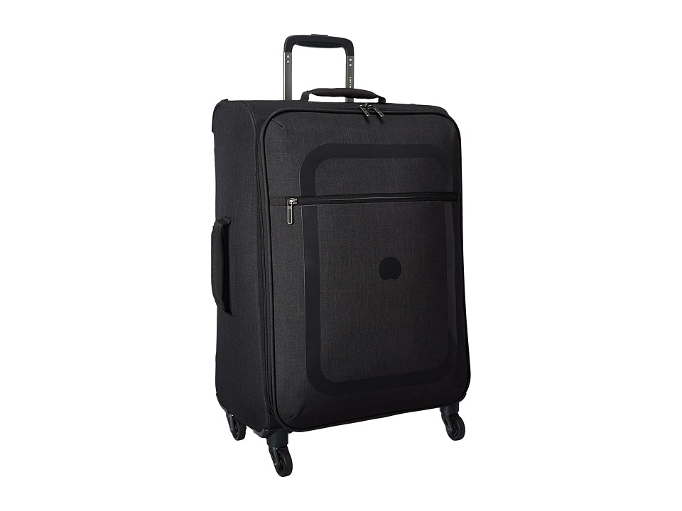 Delsey - Dauphine 23 Spinner Trolley (Black) Luggage