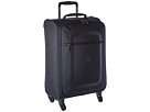 Delsey Dauphine 19 International Carry-On Spinner Trolley (Black)