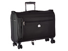 Delsey Montmartre Carry-On Spinner Trolley Garment Bag (Black)
